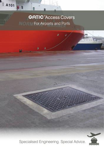 Access Covers For Airports and Ports