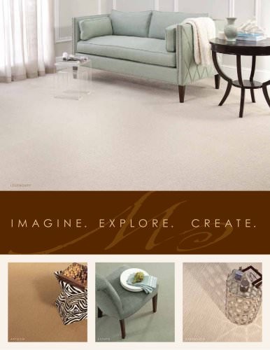 Imagine, Create, Explore