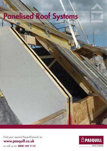 Panelised Roof Systems
