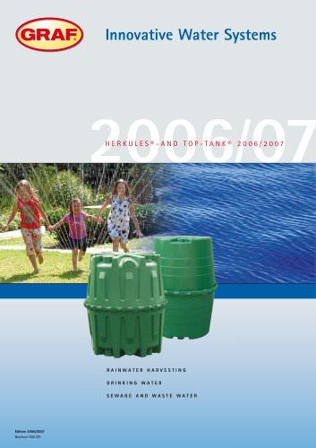 Graf rainwater harvesting systems