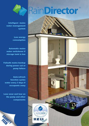 Rain Director® brochure