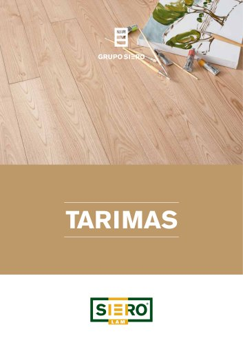 TARIMA maciza en madera de Castaño