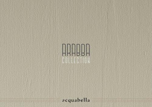 ARABBA COLLECTION