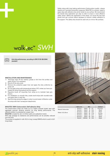 Walktec SWH