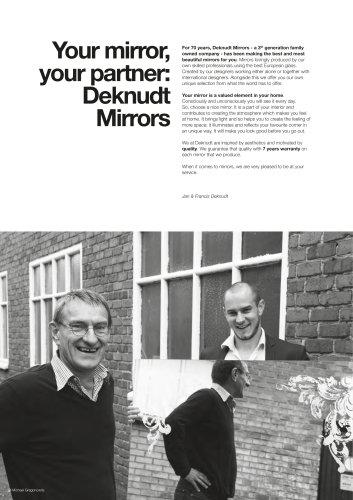 CATALOG  Deknudt Mirrors