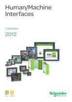 Human/Machine Interfaces - 2012