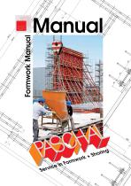 Formwork Manual