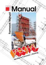 PASCHAL-Formwork-Manual