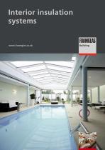 Interior insulation systems