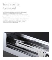 MasterTrack FT - El sistema de puertas correderas de vidrio de clase superior Experimente una suavidad de movimiento a otro nivel - 10