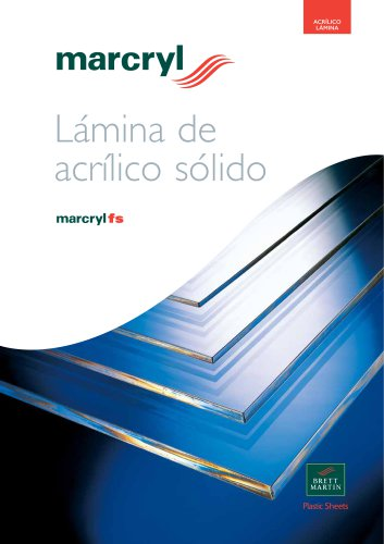 Marcryl FS Folleto