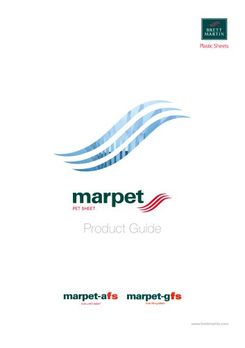 Marpet Product Guide