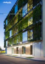 Végétalisation de façade
