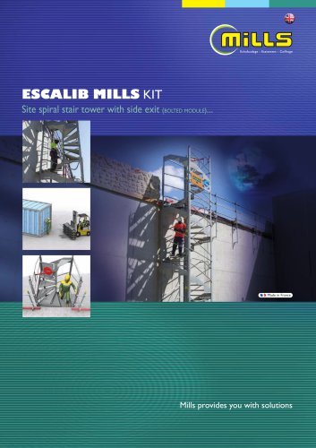 ESCALIB MILLS KIT