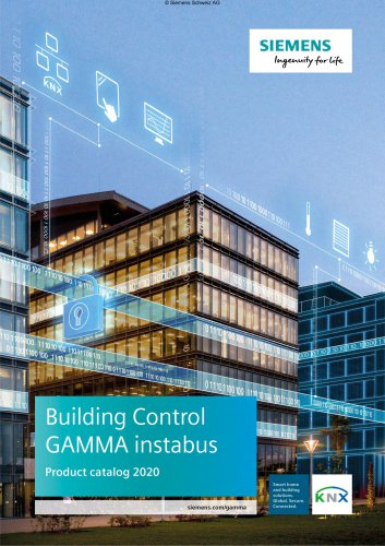 GAMMA Product catalog 2020