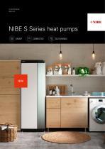 NIBE S Series heat pumps
