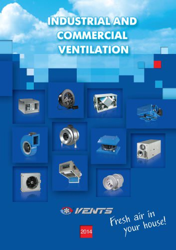 Industrial and commercial ventilation