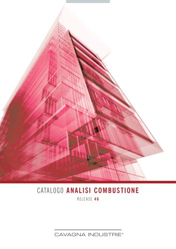 ANALISI COMBUSTIONE