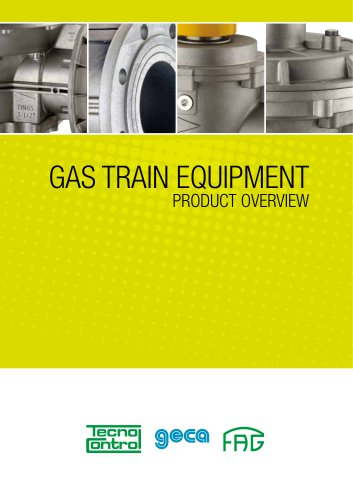 GAS TRAIN EQUIPMENT PRODUCT OVERVIEW