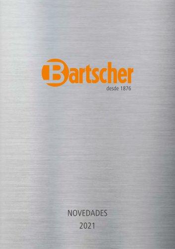 Folleto de novedades Bartscher 2021