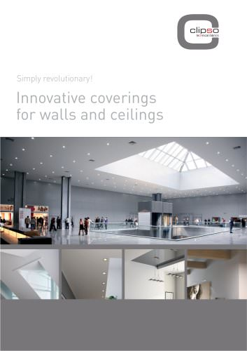 innovative coverings