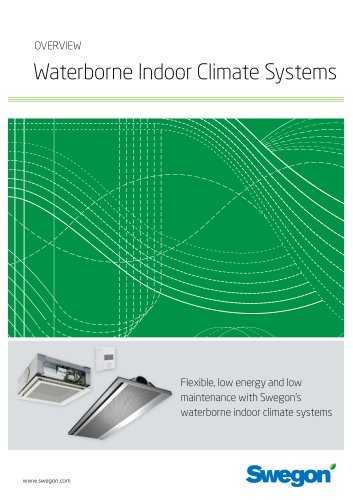 Waterborne Indoor Climate Systems