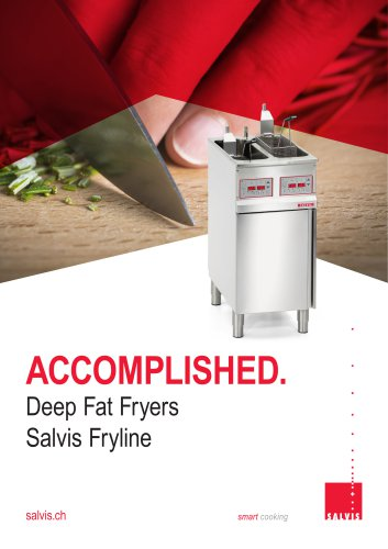 Salvuis Deep-fat fryer Fryline
