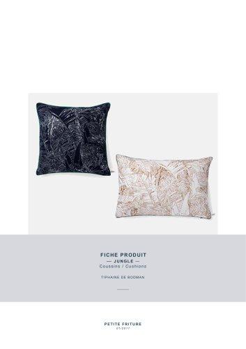 JUNGLE - Cushions