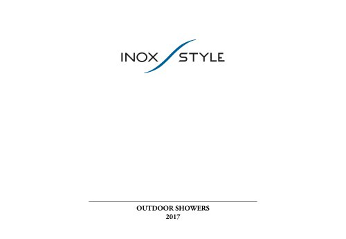 Índice duchas náuticas 2017