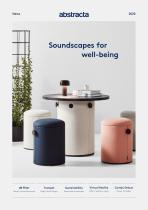 News abstracta 2020 - Soundscapes for well-being