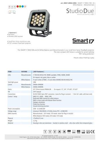 SMART17/WB RDM