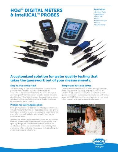 HQd Portable Meters