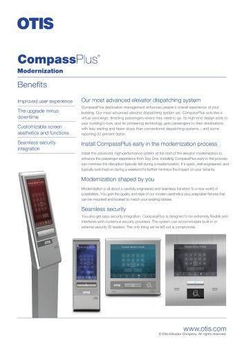 CompassPlus® modernisation