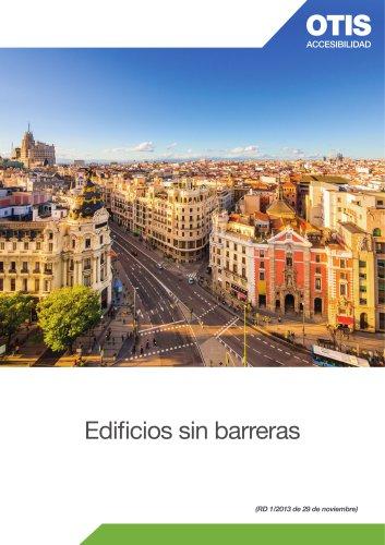 Edificios sin barreras