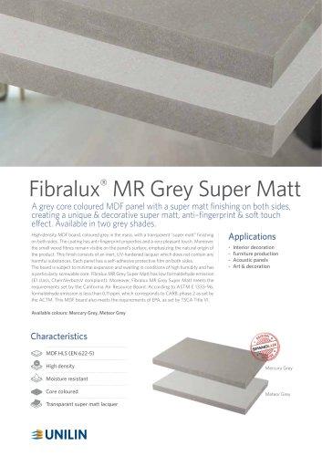 Fibralux®  MR Grey Super Matt