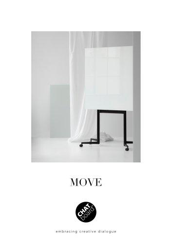 CHAT BOARD® MOVE