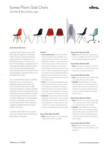 Eames Plastic Sidechair