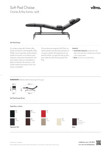 Soft Pad Chaise