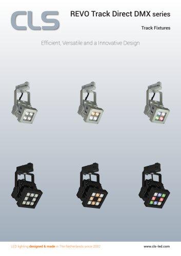 REVO Compact Track DMX Magno Series