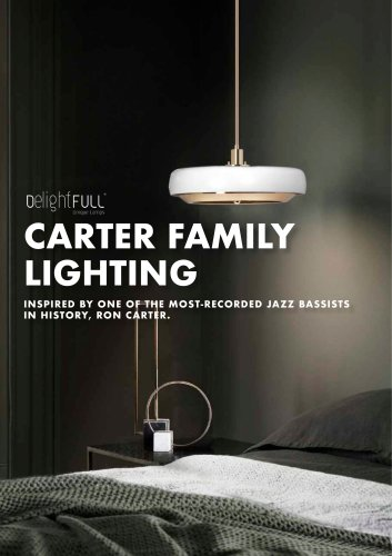 CARTER FAMILY LIGHTING