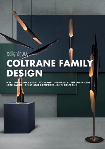 COLTRANE FAMILY DESIGN