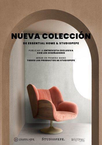 Nueva colección de Essential Home & Studiopepe