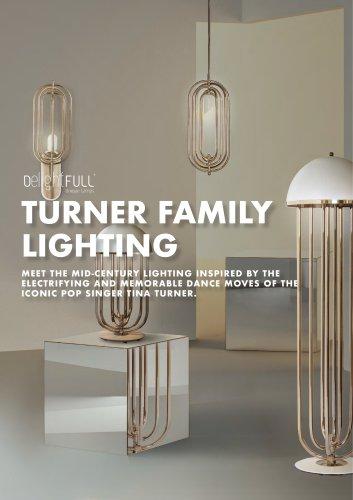 TURNER FAMILY LIGHTING