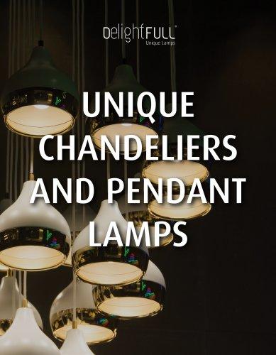 Unique Chandeliers and Pendant Lights