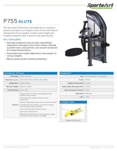 P755 GLUTE
