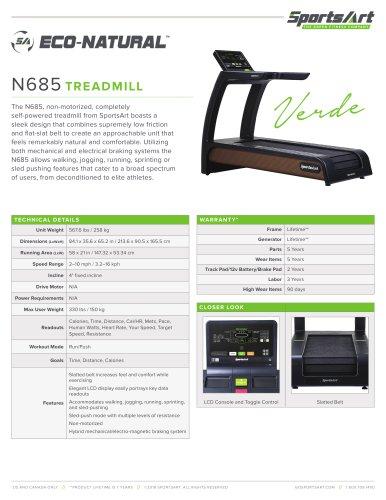SA_18_N685_Treadmill