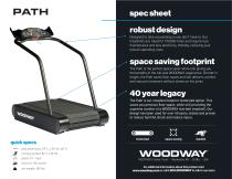 PATH spec sheet
