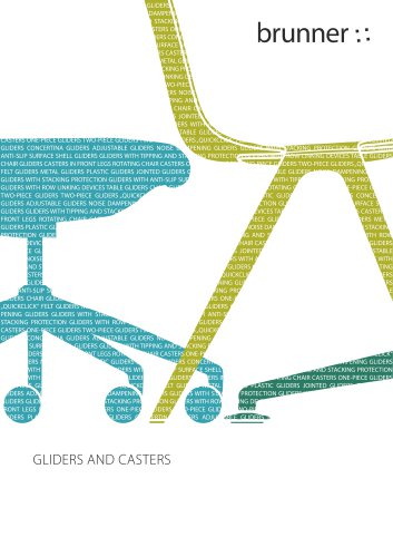 Gliders and Casters