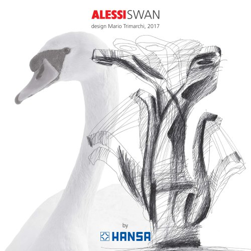 ALESSI Swan by HANSA