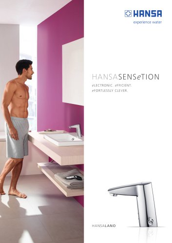 HANSASENSeTION